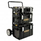 Afbeelding van DeWALT 1 70 349 DS Tough System compleet DS150 + DS300 DS400 trolley