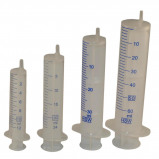 Bild av Agradi Disposable syringe 2 piece Luer 2/3ml
