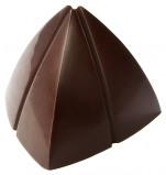 Afbeelding van Bonbonvorm Chocolate World Deniz Karaca (21) 31x31x27mm
