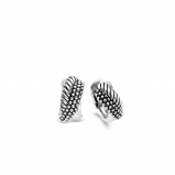 Image of TI SENTO Milano Earrings Structure Silver Plated 7692SB