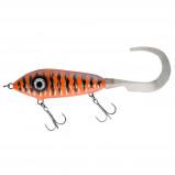 Zdjęcie Przynęta tail mcmy hot pearl orange 22 cm 58 g