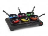 Imagen de Trisstar set mini wok de colores