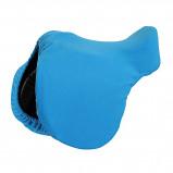 Obrázek Shires Saddle Cover Fleece Bright Blue