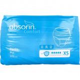Afbeelding van Absorin Comfort Pants Plus Xs Tot 55 Cm 20st