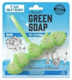 Afbeelding van Marcel's Gr Soap Toilet Block Geranium & Lemon (55g)