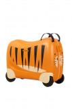 Afbeelding van Samsonite Dream Rider Suitcase Tiger Toby Zachte Koffers