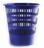 Billede af Papirkurv, 12L, eco, 275x295mm, 30 stk. blå (ps D307 10)