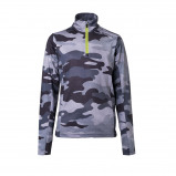 Bilde av Brunotti Boys fleeces Terni Camo Grey size 116