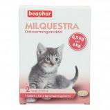 Abbildung von Beaphar Milquestra Wurmtablet kleine Katze/Kitten 0,5 4kg 2x