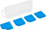 Afbeelding van Connect products seal it 590 afwerk voegenkwartet 4 stuks , stuks, blauw
