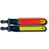 Afbeelding van 4 Act Tassenband LED Geel 20,3 cm