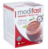 Afbeelding van Modifast Intensive milkshake choco 1 doos met 9 zakjes (9x47g)