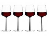 Afbeelding van Iittala Essence Rode Wijnglazen 0,45 L 4 st. Transparant