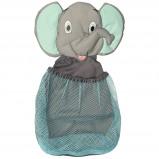 Afbeelding van Bo Jungle B Bath Opbergnet voor speelgoed olifant blauw B900310