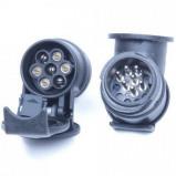 Afbeelding van Aanhangwagen adapter 7 naar 13 polig (Jaeger) ES