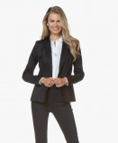 Afbeelding van Drykorn Blazer Golders in Fine Cotton stretch Donkerblauw