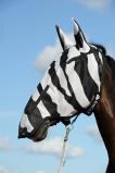 Bilde av Bucas Buzz Off Zebra Full Face Fly Mask