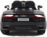 Afbeelding van Audi kinderauto R8 Cabrio zwart