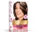 Afbeelding van L'Oréal Paris Excellence creme haarverf lichtbruin 5 1 stuk