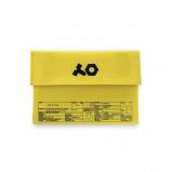 Abbildung von Teenage Engineering OP Z PVC Roll Up Bag Yellow