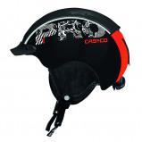 Afbeelding van Casco Mini Pro Helm Junior Black Red