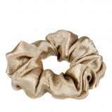 Afbeelding van Goudkleurige scrunchie