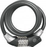 Image of Abus 1440/85 Illuminated Combination Cable Lock 15mm/85cm