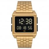 Afbeelding van Adidas Archive Goudkleurig horloge Z01 513 00