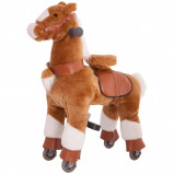 Afbeelding van BR Speelgoedpaard Pebbels medium 66cm Brown M