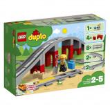 Afbeelding van 10872 LEGO® DUPLO® treinbrug en rails