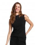 Abbildung von LaDress Amber top aus jersey lycra schwarz