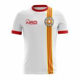 Image of 2017 2018 Catalunya Away Concept Football Shirt