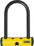 Image of ABUS 40/130HB140 U Mini U Lock Yellow, 143/80/15 mm