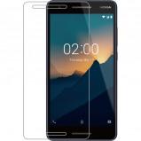Afbeelding van Azuri Temperood Glass flat RINOX ARMOR Nokia 2 (2018) transparant