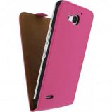 Afbeelding van Mobilize Ultra Slim Flip Case Huawei Ascend G750 Black