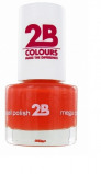 Afbeelding van 2B Nagellak Mega Colours Mini 17 Crazy Orange