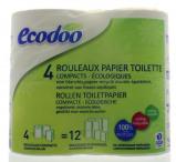 Afbeelding van Ecodoo Toiletpapier, 4 stuks