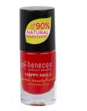 Afbeelding van Benecos Vegan Nail Polish Vintage Red Nagellak Make up