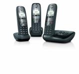 Afbeelding van Gigaset A475A Trio Zwart vaste telefoon