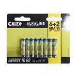 Immagine di 8 pack AAA Batteries Penlite Alkaline