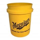 Afbeelding van Meguiar's emmer 25 liter geel