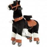 Afbeelding van BR Speelgoedpaard Pebbels small 48cm Zwart S