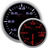 Afbeelding van Depo racing wa series diverse instrumenten benzinedruk 0,0 6,0 bar 52mm