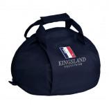 Afbeelding van Kingsland Classic Helmet Bag Navy ONESIZE