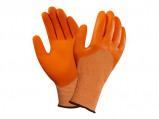 Afbeelding van Ansell Activarmr 97 100 Handschoen Oranje 10 Handschoenen nitril