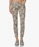 Image of Current/Elliott Skinny Jeans Phoenix Floral The Stiletto Printed