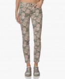 Afbeelding van Current/Elliott Skinny Jeans Phoenix Floral The Stiletto met Print