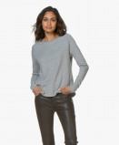 Imagine din American Sweater Vintage Sonoma in Grey Melange