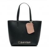 Bilde av Calvin Klein Must Black Shopper K60K605481001