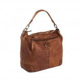 Imagem de Chesterfield Leather Shoulder Bag Cognac Abby